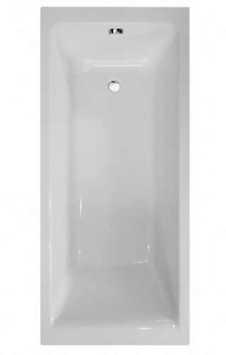 Oliver George Italian Design Single Ended Bath - Various Sizes